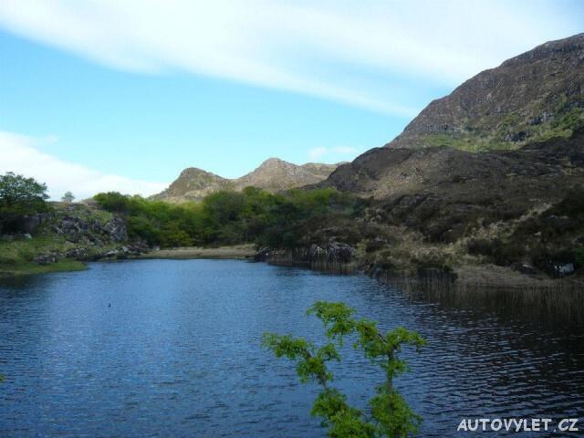 jedno z mnoha jezer