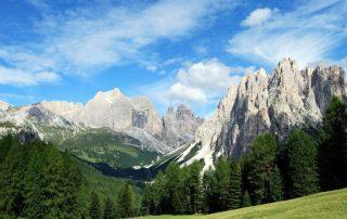 itálie dolomity