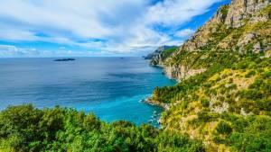 Itálie pobřeží