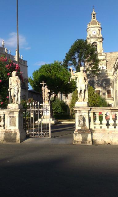 Catania 2 Itálie Sicílie