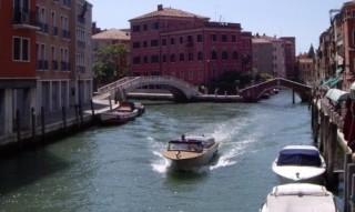 Itálie Verona a Benátky