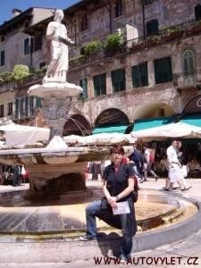 Itálie Verona a Benátky 1