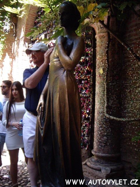 Itálie Verona a Benátky 3