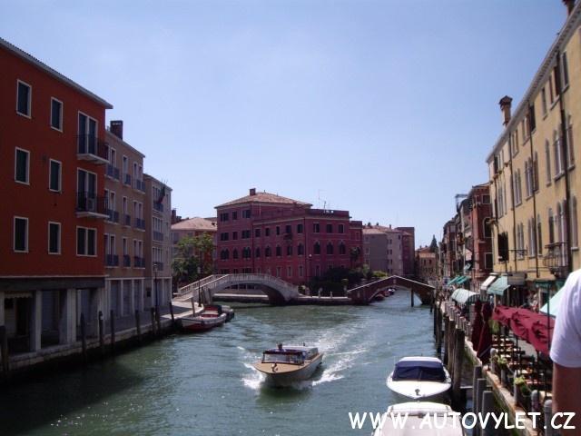 Itálie Verona a Benátky 6