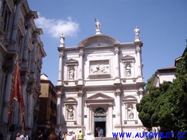 Itálie Verona a Benátky 7