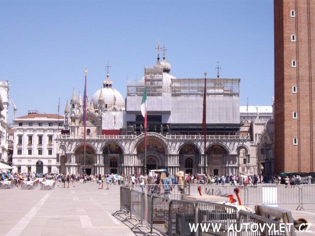 Itálie Verona a Benátky 9