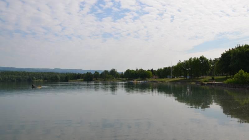 jezero Barbora Oldřichov
