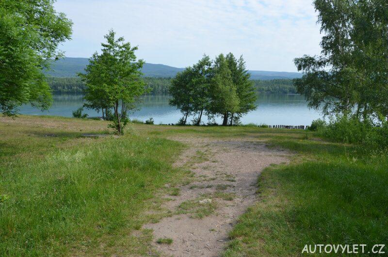 jezero Barbora Oldřichov 3