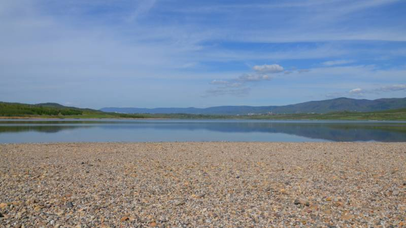 jezero milada 2017