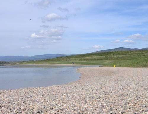 Jezero Milada u Chabařovic – VIDEO