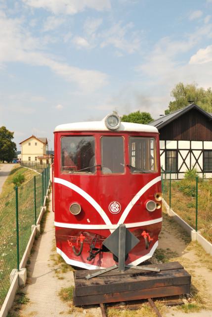 Jindřichohradecké místní dráhy