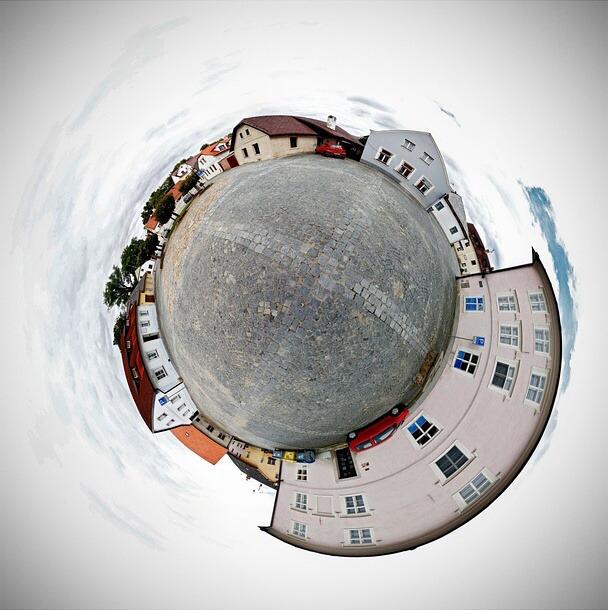 Jindřichův Hradec - náměstí