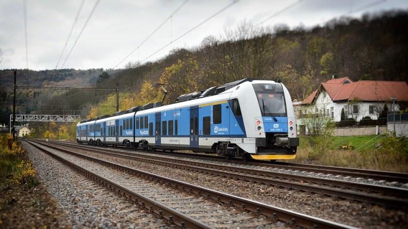 Jízdenka na léto - České dráhy