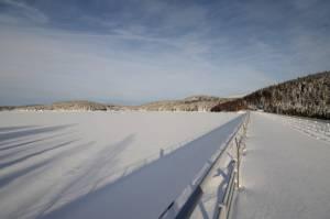 Josefů Důl - přehrada - Jizerské hory
