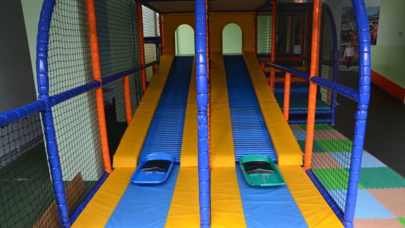 Jungle arena dětská herna Most