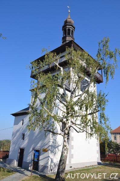 Kamenná věž Hláska - rozhledna v Roudnici nad Labem 2