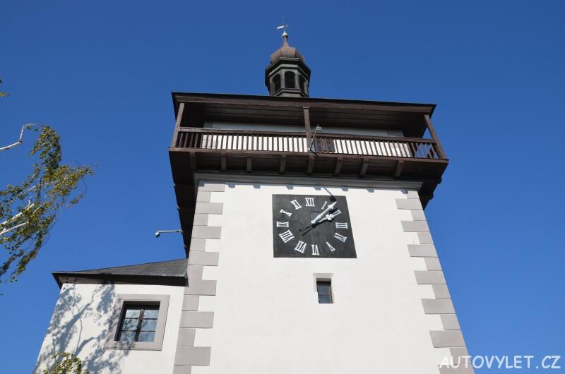 Kamenná věž Hláska - rozhledna v Roudnici nad Labem 3