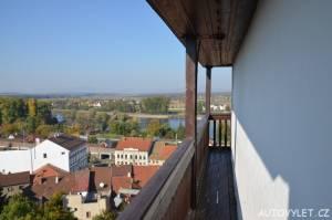 Kamenná věž Hláska - rozhledna v Roudnici nad Labem 5