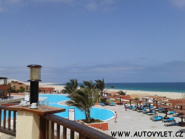 Kapverdy a hotel Royal Decameron Boa Vista