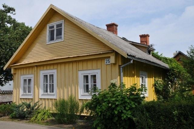 Karimský domek - Litva