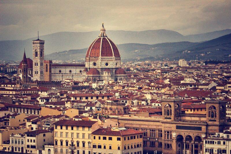 Katedrála Duomo - Neapol Itálie