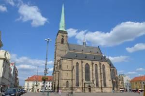Katedrála Sv.Bartoloměje Plzeň