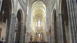 katedrála sv. víta hrad praha