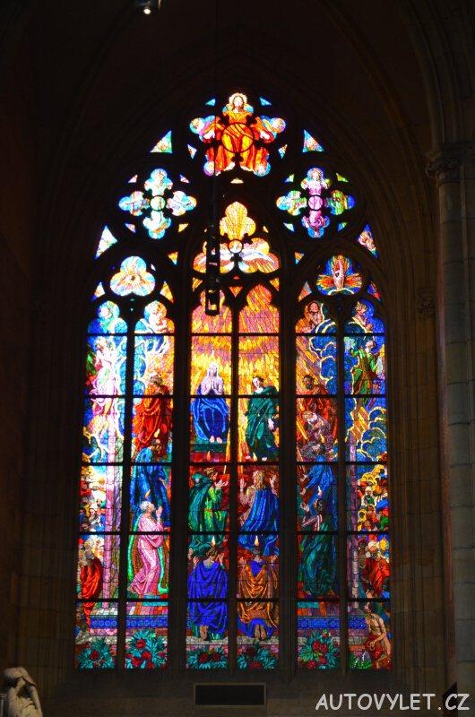 Katedrála svatého Víta je v Praha 3