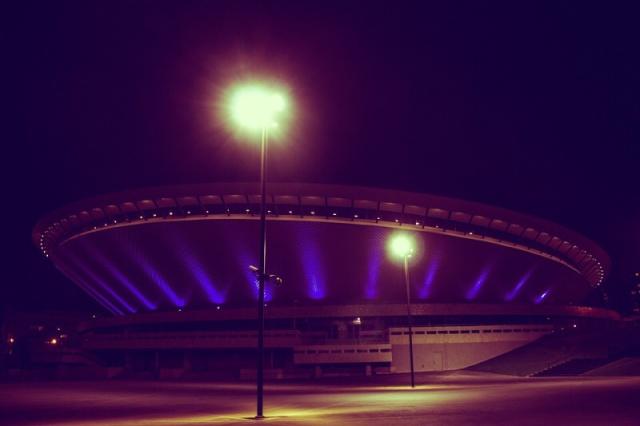 Katowice Polsko ufo
