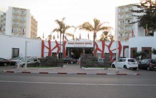 hotel kenzi europa maroko