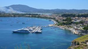 Kerkyra Corfu Greece
