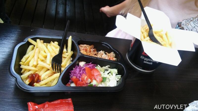 Kinder menu - berlin kebap - miedzyzdroje polsko