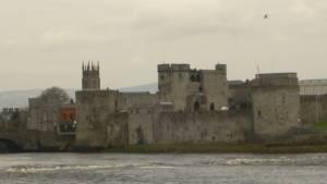 King Johns Castle v Limericku