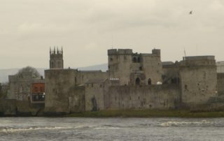 King Johns Castle v Limericku