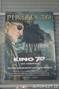 Kino 7D max Miedzyzdroje Polsko 3