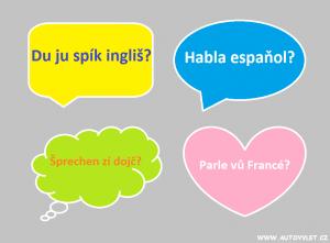 Kolik jazyků umíš, tolikrát jsi člověkem.