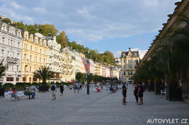 Kolonáda Karlovy Vary