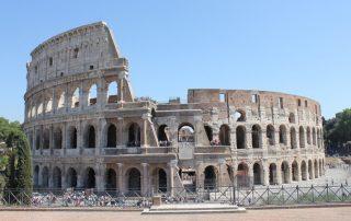 Koloseum Řím Itálie