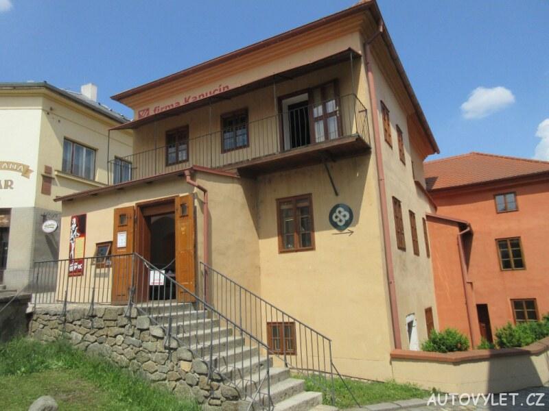 Koplův dům Třebíč