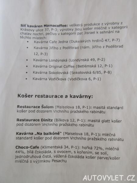 Košér restaurace