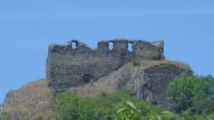 Košťálov zřícenina hradu