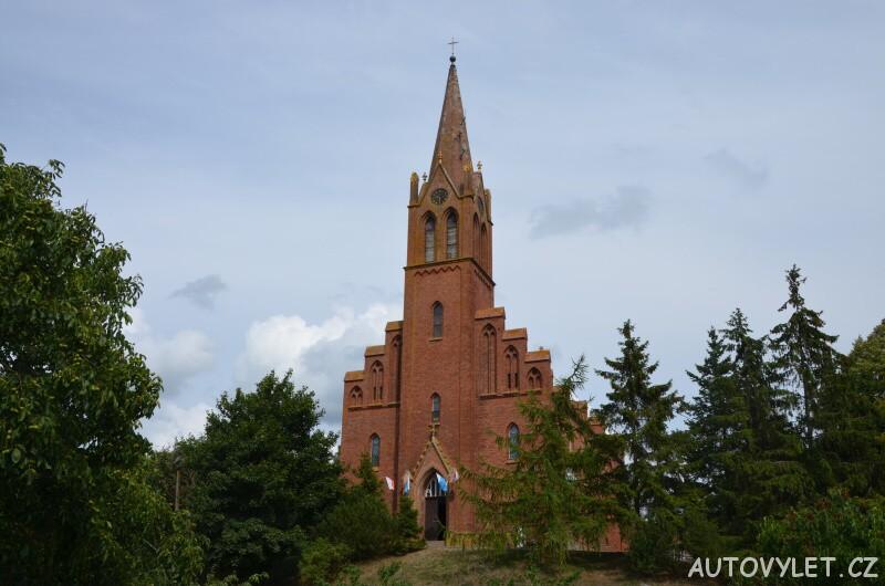 Kostel - Lubin Polsko