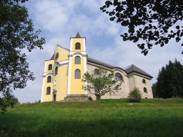 Kostel Neratov