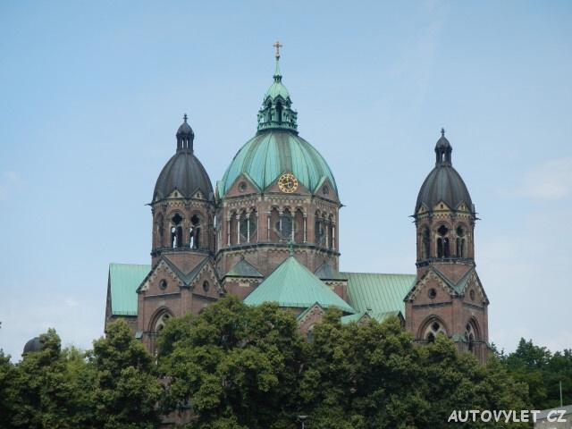 Kostel Sv. Lukáše Mnichov