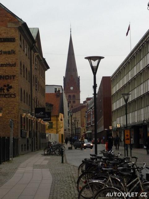 Kostel sv. Petra a Pavla v Malmö