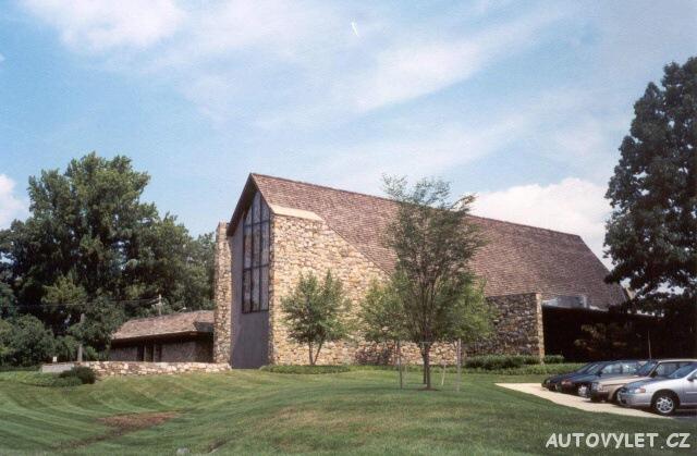 kostel v usa