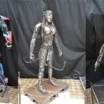 Kovová monstra – výstava soch v Děčíně