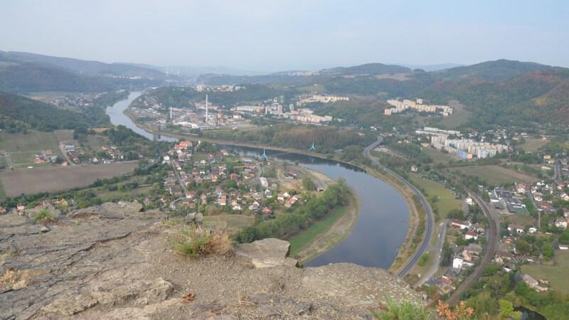 Kozí vrch - Ústí nad Labem - Povrly