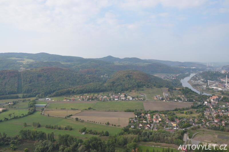 Kozí vrch - Ústí nad Labem - Povrly 6