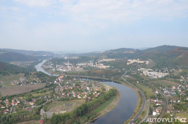 Kozí vrch - Ústí nad Labem - Povrly 7